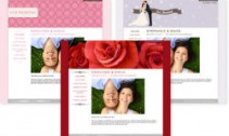 A Wedding Website Communicates Your Details With Style