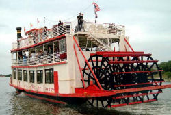 Riverboat weddings - riverboat wedding planning